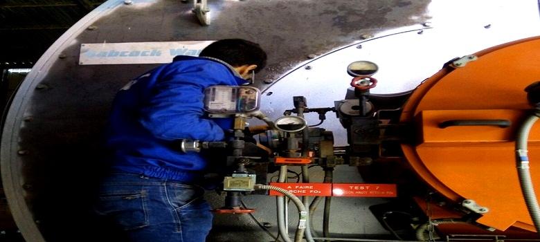 réparation brûleur rénovation imec inter tunisie